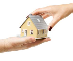 Divorce house ownership issues