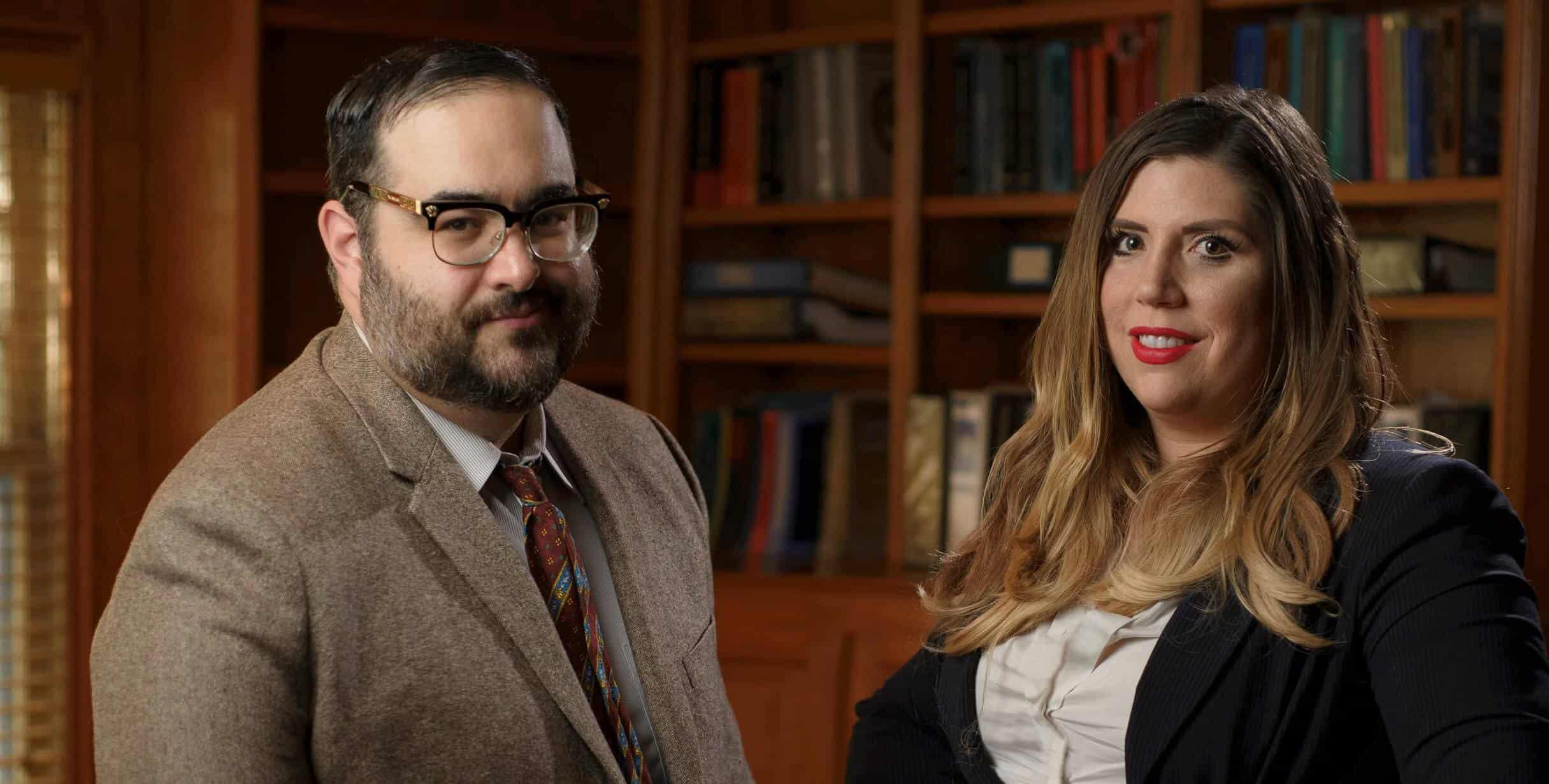 Ricardo Barrera & Sara Stapleton Barrera