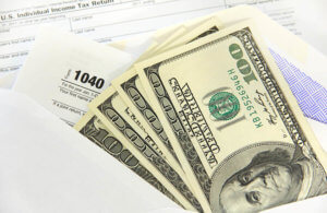 Who Gets the Tax Return Money in a Texas Divorce?