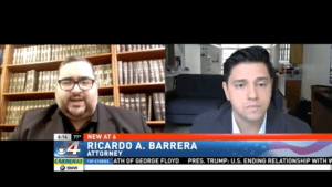 Should non-violent offenders be released from jail amid trial delays? Attorney Ricardo Barrera responds