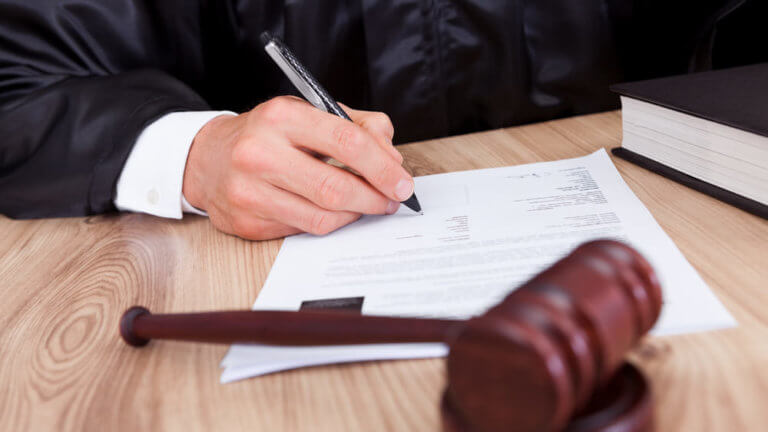 What is a TRO in a Divorce of Custody Case in Texas?